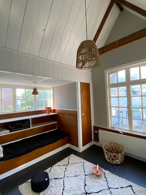 Luxury stay in modernized 1870's monumental home