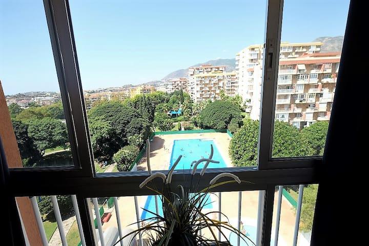Friendly apartment in Benalmádena