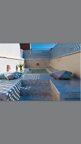 RIAD AOUICHE - Marrakech - Bed & Breakfast