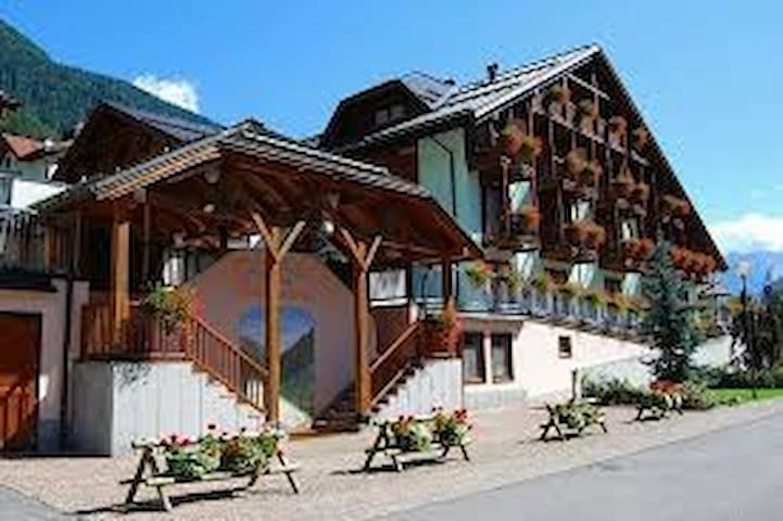 Appartamento in Montagna - Cogolo - Multipropietat (timeshare)