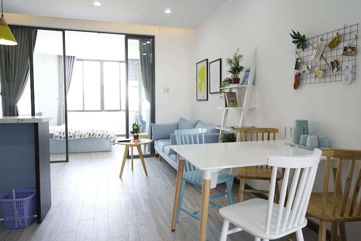 D2-Modern and Perfect apartment - long/short term