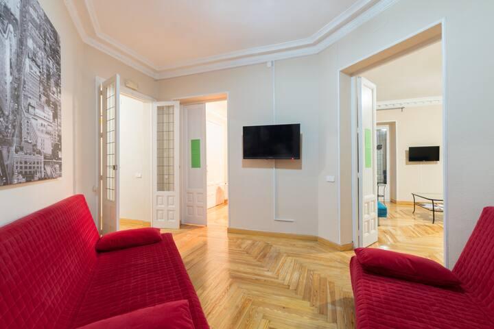 ARGUELLES APARTAMENTO  12 Personas - Madrid - Apartment
