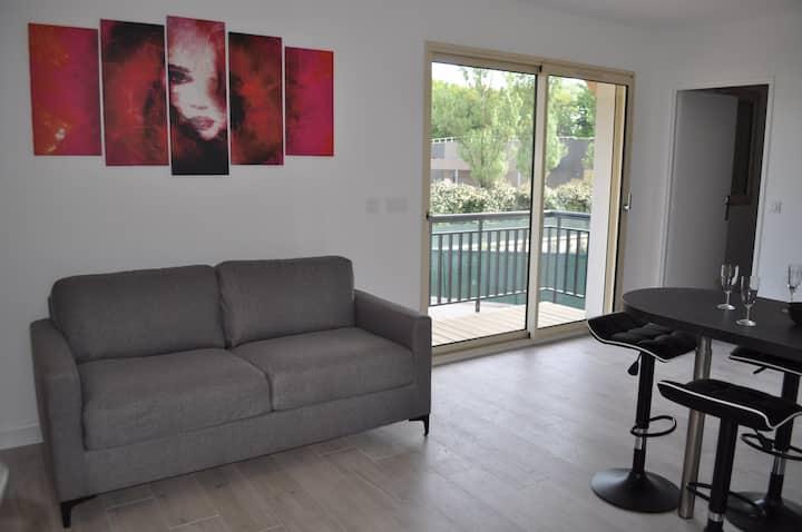Annecy appartement neuf classé 2 étoiles