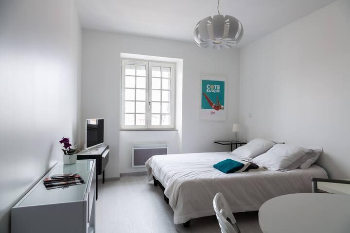Magnifique studio au coeur de Saint Jean de Luz