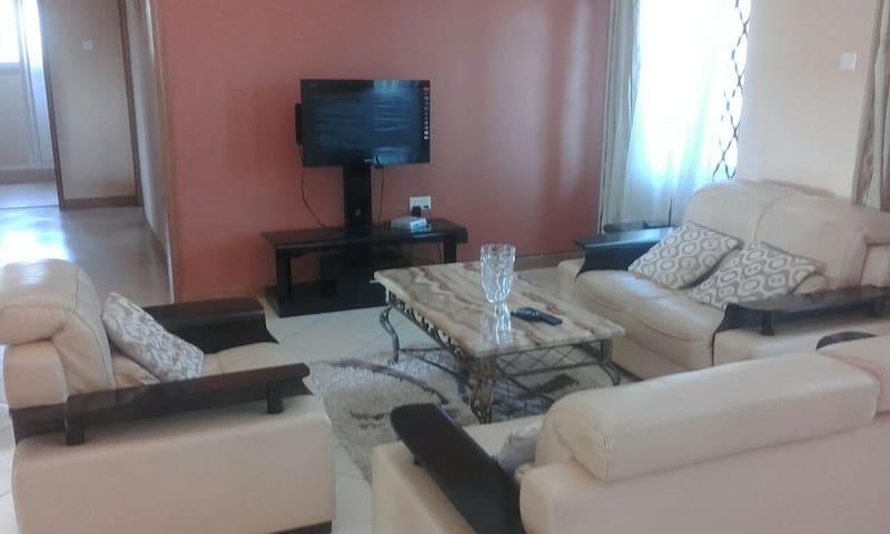Beautiful Apartment in Luzira - Kampala - Apartment