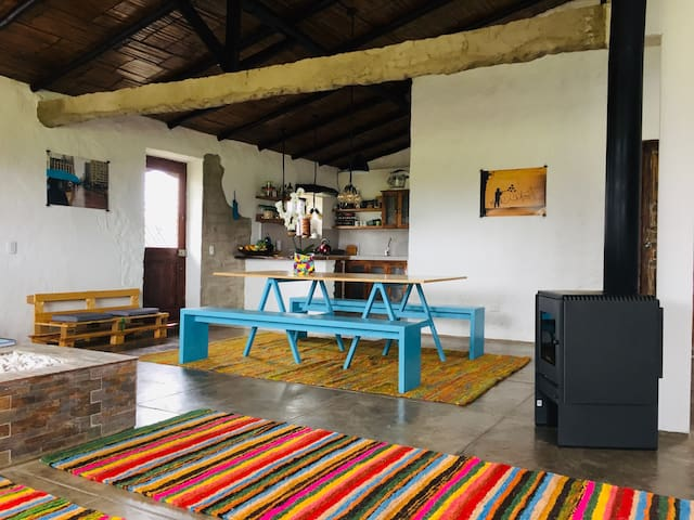 Hermosa Casa Campestre en Guasca