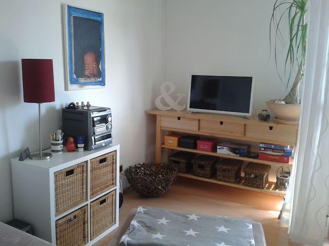 Helle Wohnung, mit Balkon. - Ingolstadt - Daire