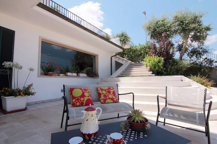 Villa delle Rondini in Puglia