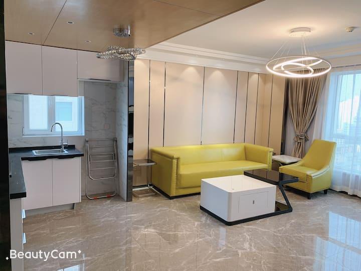 北欧风格精装两室一厅