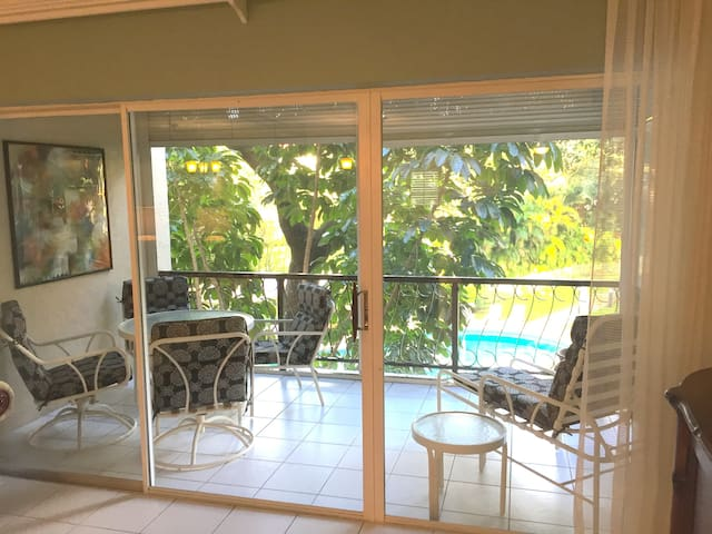 Condo directly on Golf Course in Fort Lauderdale - Fort Lauderdale - Huoneisto