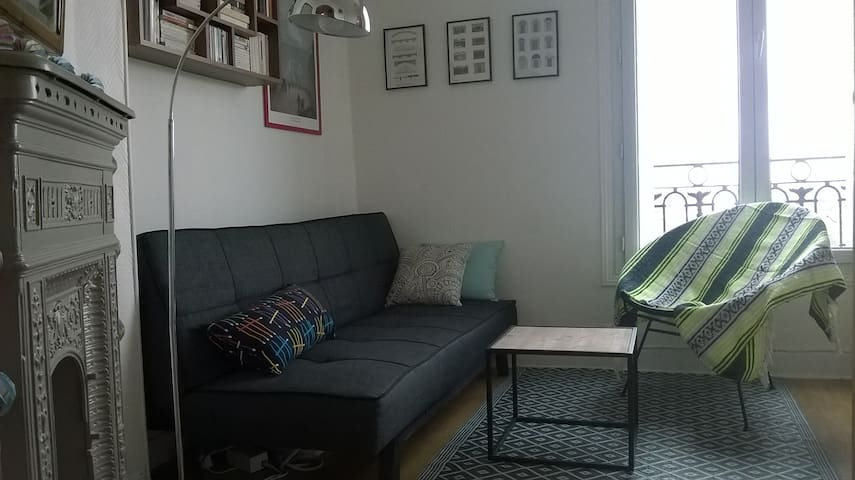 Charming appartment 5 min. from rer - Noisy-le-Sec - Wohnung