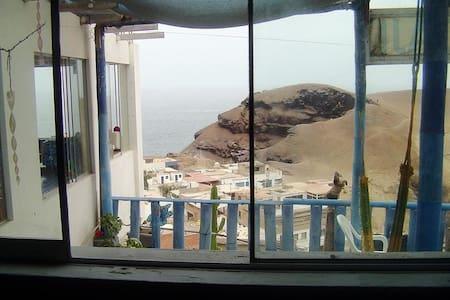 Hospedaje El Mirador de Pucusana 6 - Pucusana District - 住宿加早餐