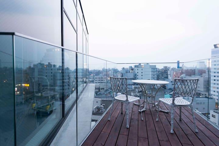 """Kaname Inn Tatemachi"" Luxurious Queen Room. 003 - Kanazawa - Hotel boutique"
