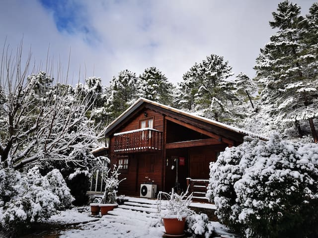 Mountain Cottage in Natural Park