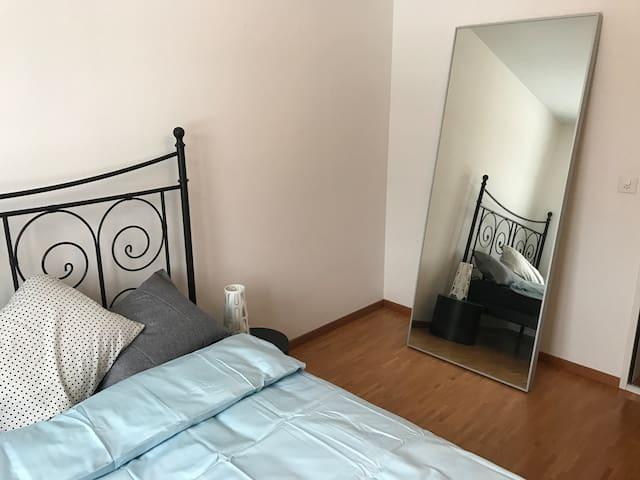 Zimmer im Zentrum von Baden - Ennetbaden - Wohnung