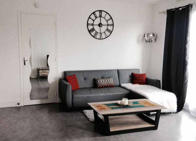 Nice two-room apartment, 10 min from Paris - Bagneux - Pis