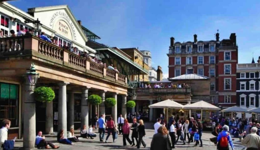 30% Perfect Covent Garden** 3 BED APT