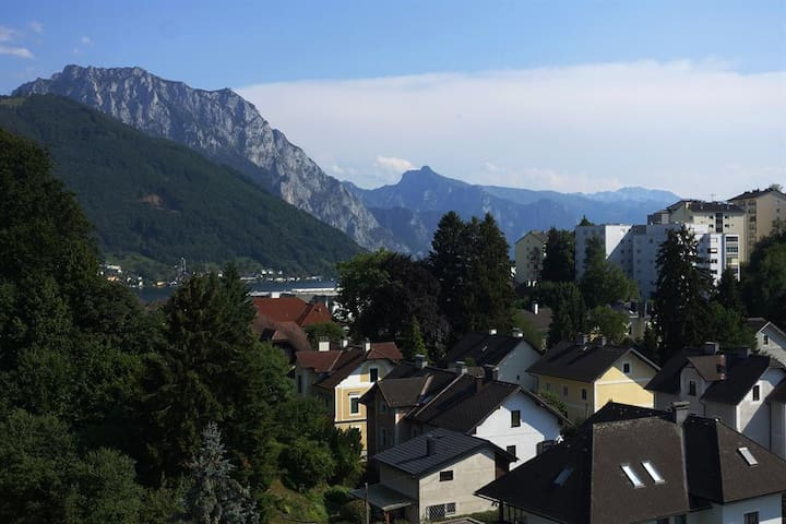 Nice and centrally appartement - Gmunden - Flat
