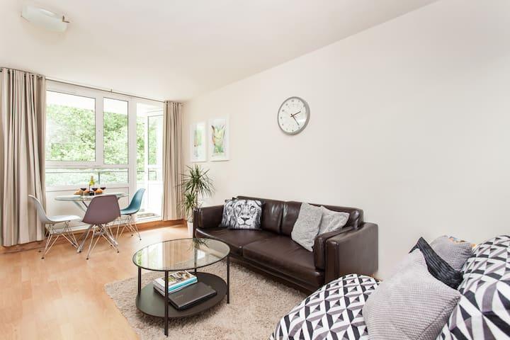 Quiet Apartment - Regents Park & Great Portland St