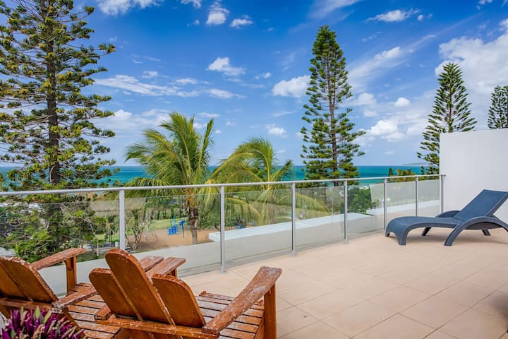 Unit 206 Plantation Resort - Rainbow Beach