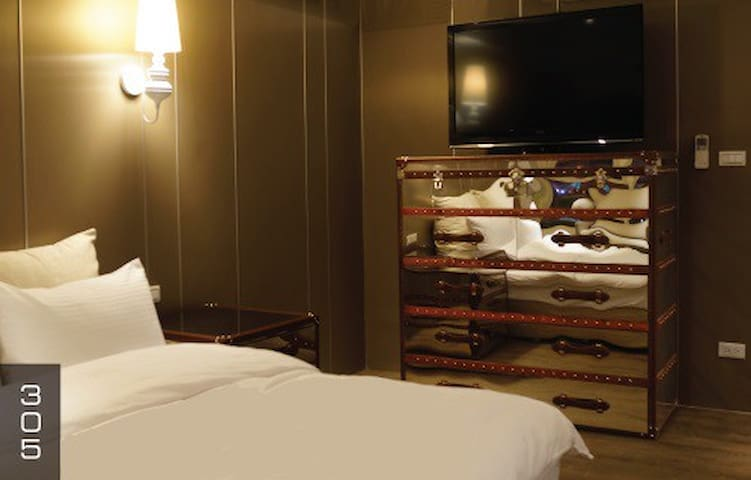 M2 Taipei Luxury suite