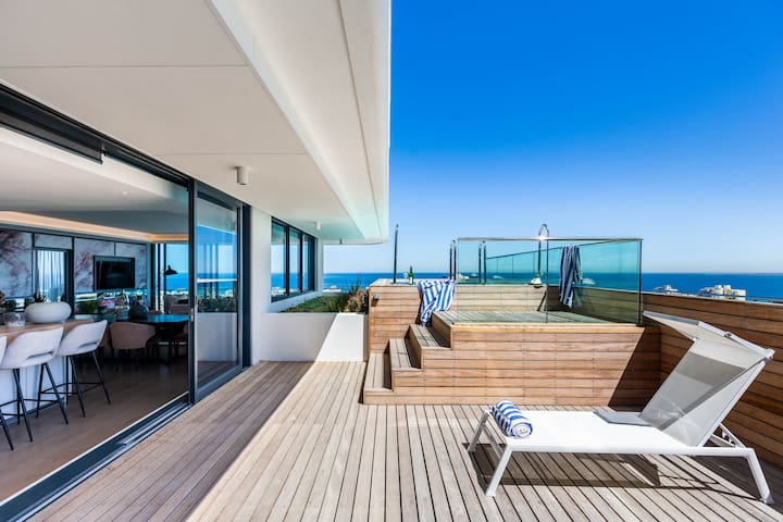 Strand Beach By Totalstay   3 Bed Penthouse