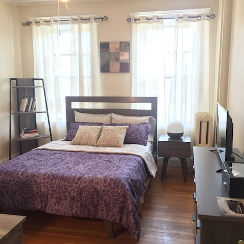 Spacious Harvard Sq Room - Cambridge - Departamento