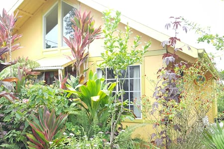 Big Island cozy little home for 1 or 2 couples - Pāhoa - Huis