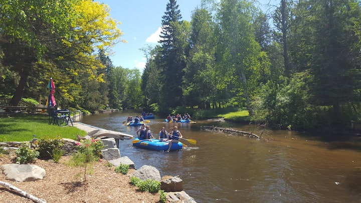 River Bend Cabin - Indian River, MI