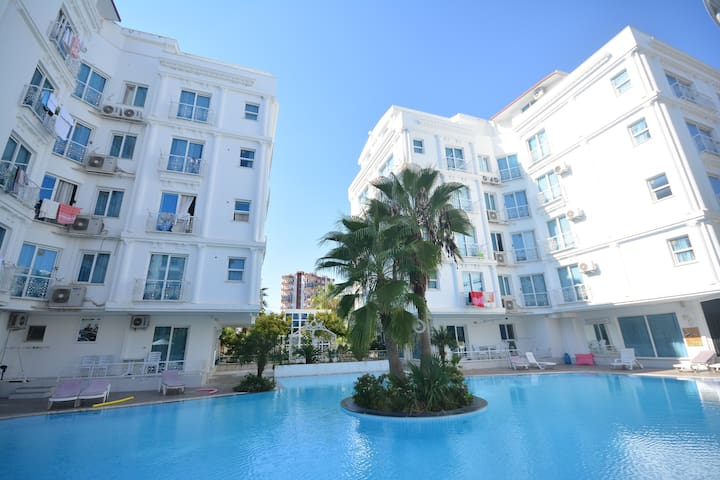 Daily rent apartment in Antalya  3 person