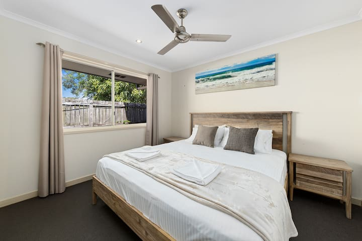 2nd Bedroom with AirCon