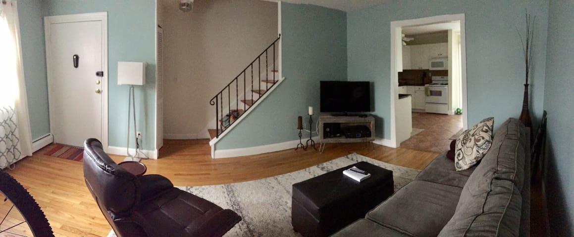 Private 1BR Condo in Stamford, CT - Stamford - Condominium