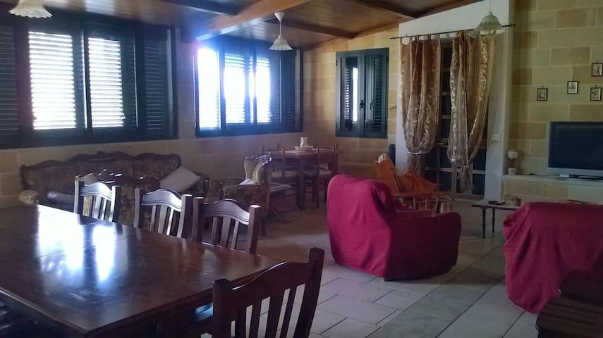 Villa Plurivani Torre Squillace
