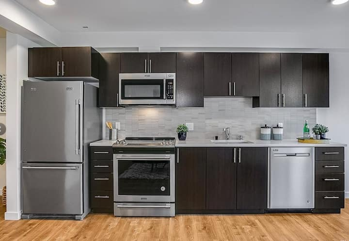 Brand New Condo in Unique Capitol Hill