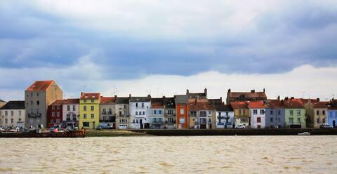 Proche mer et sur le trajet de la Loire à vélo
