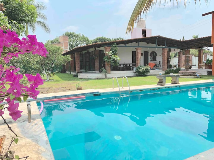 Casa Mexicana Vacacional - Yautepec Morelos