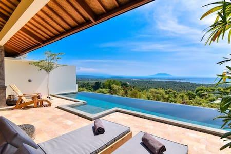 Villa Asmara 2 Sumberkima Hill Retreat