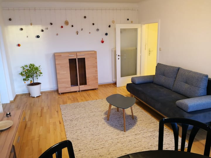 Gemütliches Apartment mit Weitblick über ganz Graz