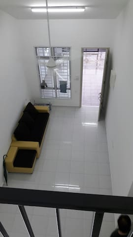Kulai terrace house near airport