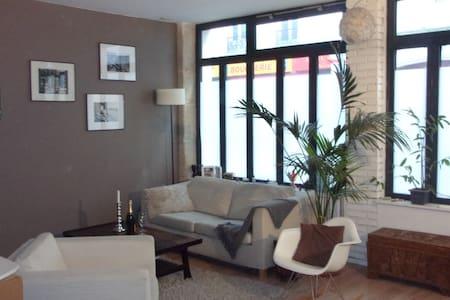 Votre étage dans 1 triplex atypique - Paris