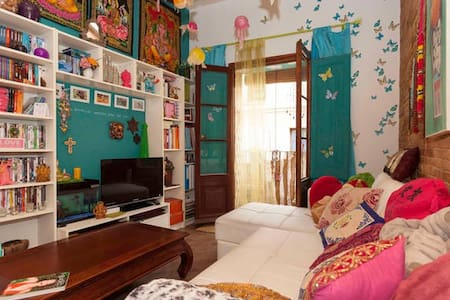 Apartment near las Ramblas - Barcelona - Wohnung