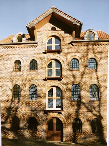 """Industriekultur erleben"""" Sperber Mühle"""" - Gelsenkirchen - Byt"""