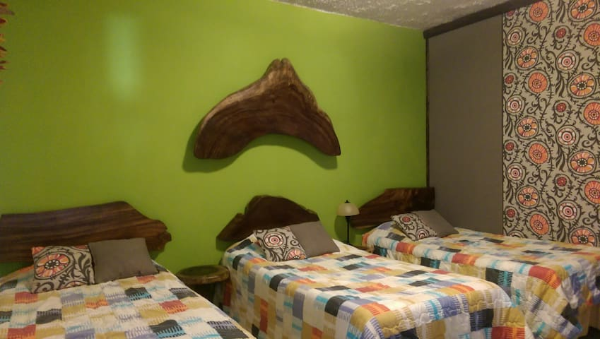 Cuarto triple/ Triple Room