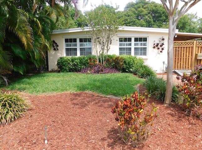 Spacious Updated Home Near Downtown St. Pete