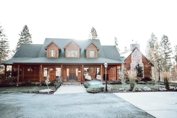 The Lodge on Judd Creek