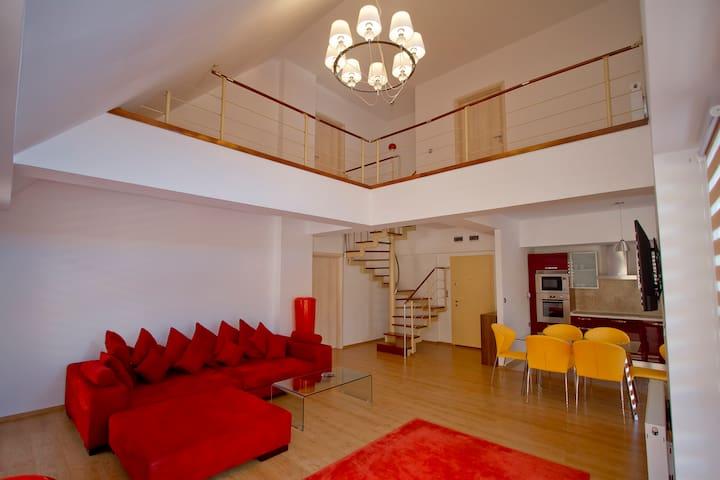 Appartament penthouse Kyra