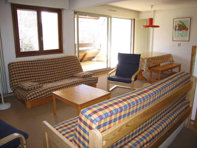 Appartement confortable à Serre Chevalier