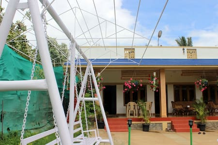 Farmstay in a local town - Masinagudi - Bed & Breakfast