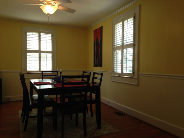 Beautiful Rental for Augusta Events/Vacation - North Augusta