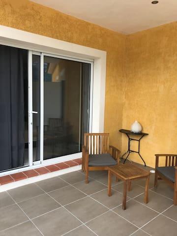 Superbe chambre d'hôtes avec terrasse